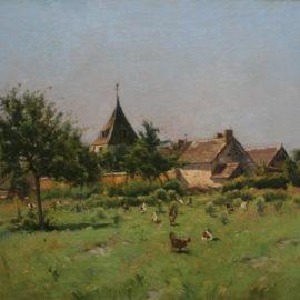 Gemälderestaurierung Jaques Sauzay, 1841 – 1928