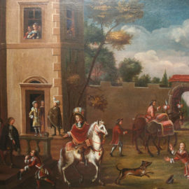 Gemälderestaurierung Malerei des 16. Jahrhunderts